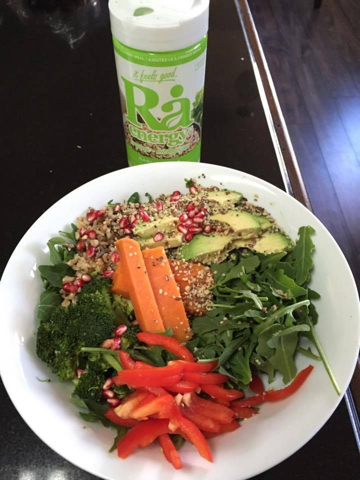 Steamed Veggie Power Bowl Recipe @ https://www.facebook.com/myawesomefoods/photos/a.585424158212069.1073741830.585066831581135/716394458448371/?type=1&theater