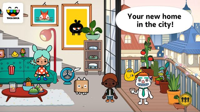 Toca Life: City by Toca Boca AB ($2.99) Welcome to Toca Life: City, a metropolis filled with everyday fun! Customize characters, explore exciting locations and find hidden treasures - there's something in every corner!