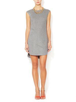 Cocktail dress grey 3x5