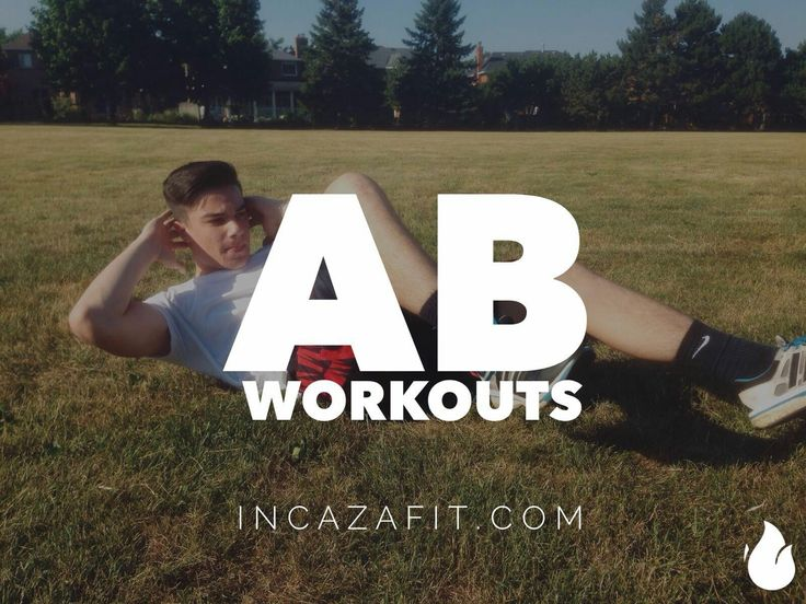 What's fat loss without some good old, ripped abs? Everyone desires having them... and those who have them. Whenever you're ready to join the IncazaFit Membership (Free) Visit our site :)