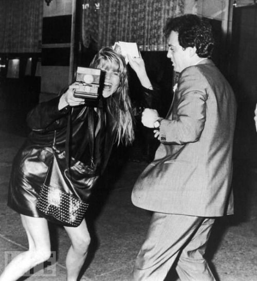 Christie Brinkley & Billy Joel, 1983