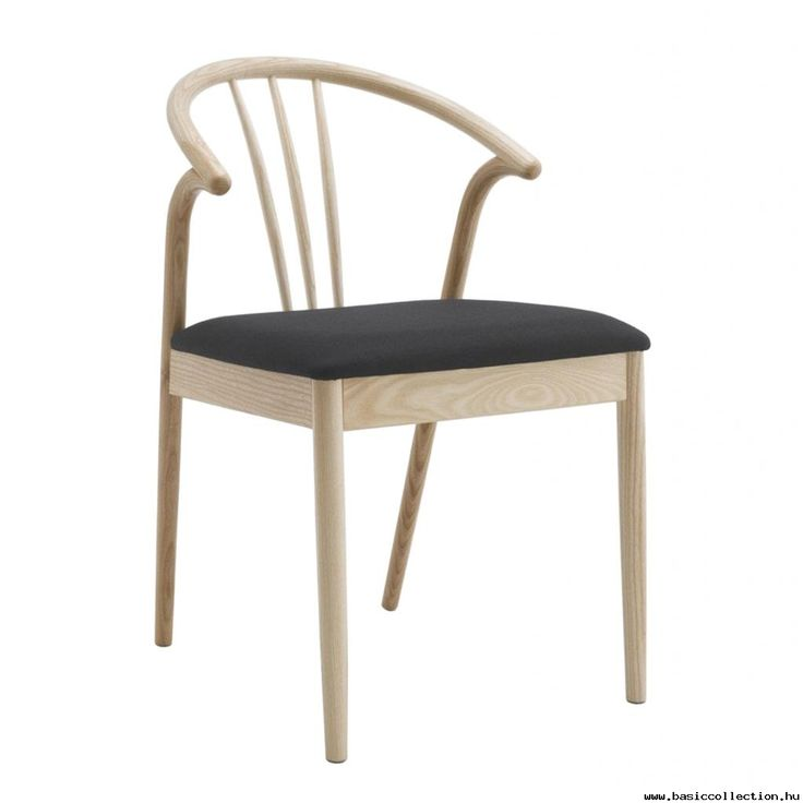 Deion chair #basiccollection #wooden #chair #upholstered
