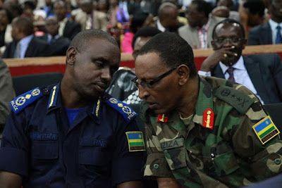 SHIKAMA   : Muri Uganda bariho bararangisha jenerali w'ingabo ...