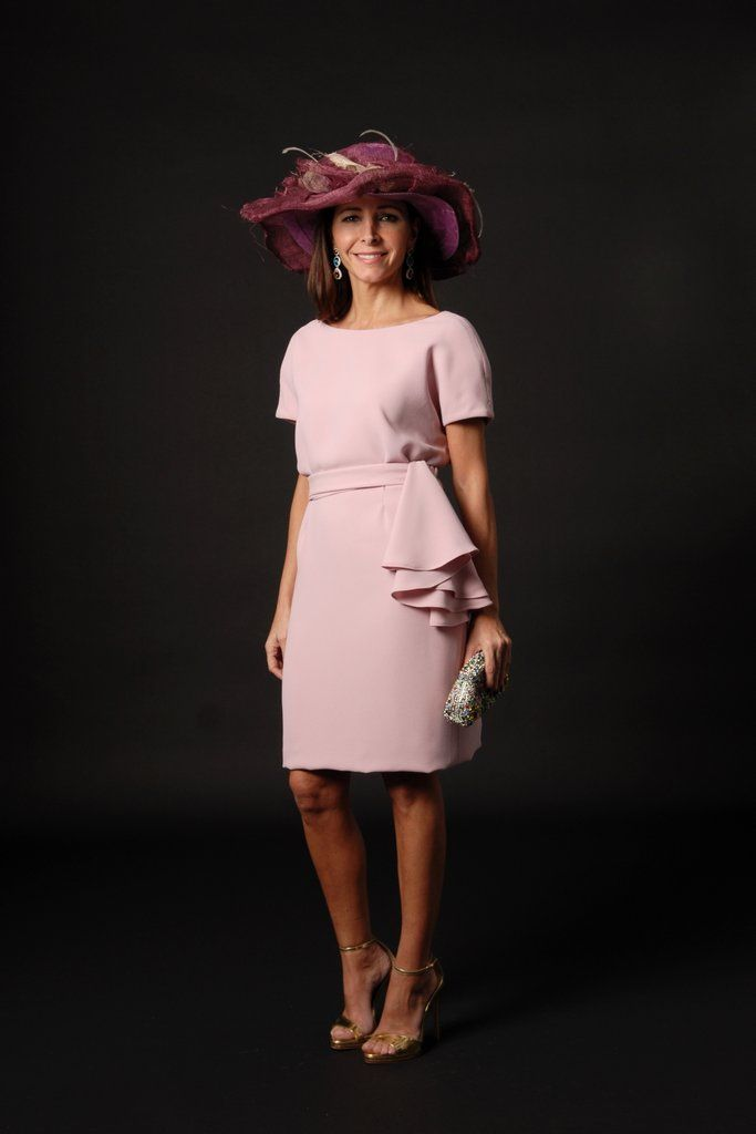 Vestido madrina Conchita Saiz