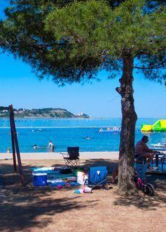 Beste stranden in Slovenië. Een halte waard! ☀️ #BestOfThema