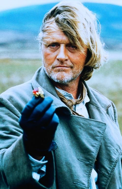 "Rutger Hauer in ""The Ruby Ring"""
