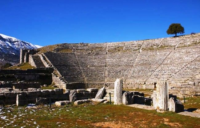 Ancient Theater of Dodonis