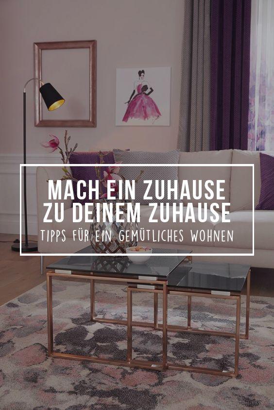 Wohnideen Für Dein Zuhause. So Erhält Die Wohnung Deinen Persönlichen Stil.