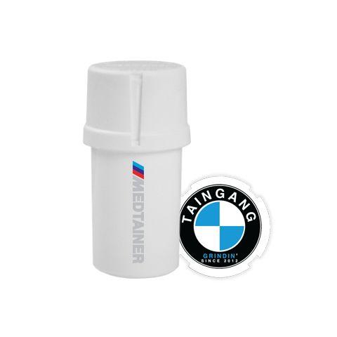 Medtainer Ultimate Grinding Machine White, 20 Dram - https://www.thepillcrusher.net/product/medtainer-ultimate-grinding-machine-white-20-dram/