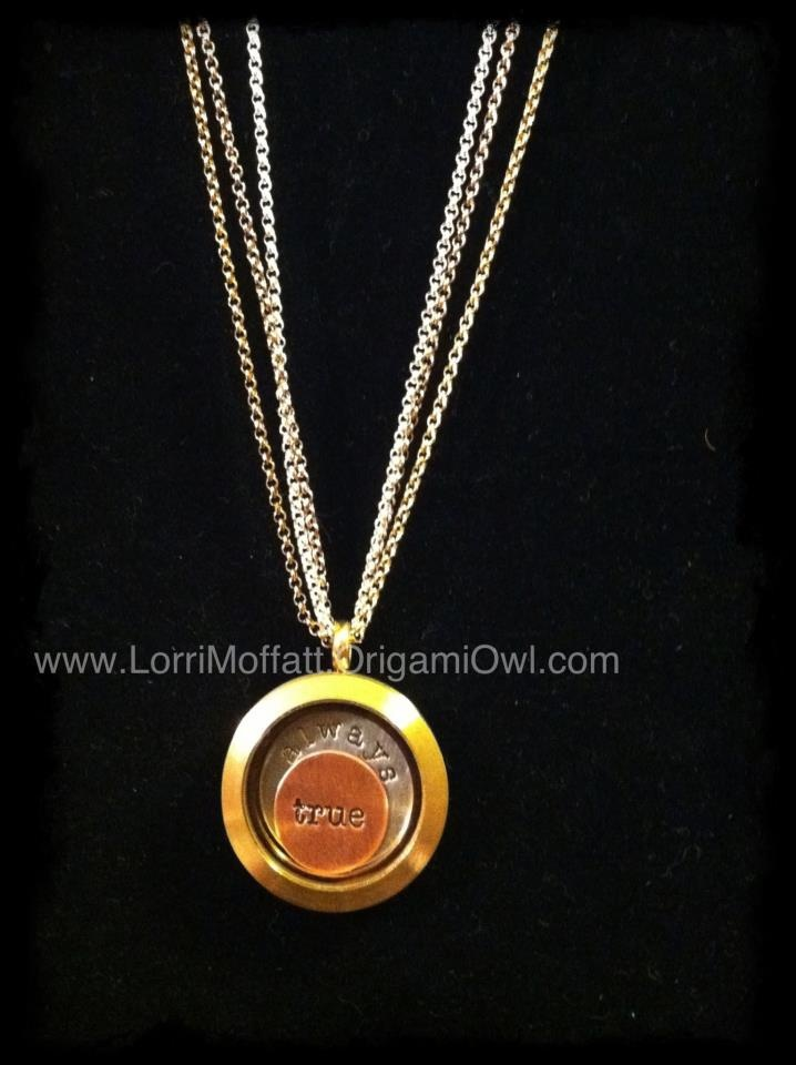 "using all three 32"" rolo chains...  i love mixing the rose gold, silver and yellow gold together!!!  mixed metals is a great look for all skin tones. #origamiowl @Patricia K. Gilman Owl www.lorrimoffatt.origamiowl.com"