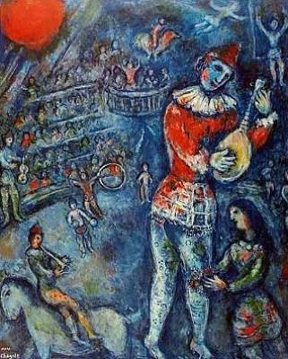 Marc Chagall ~Repinned Via mloli alborch
