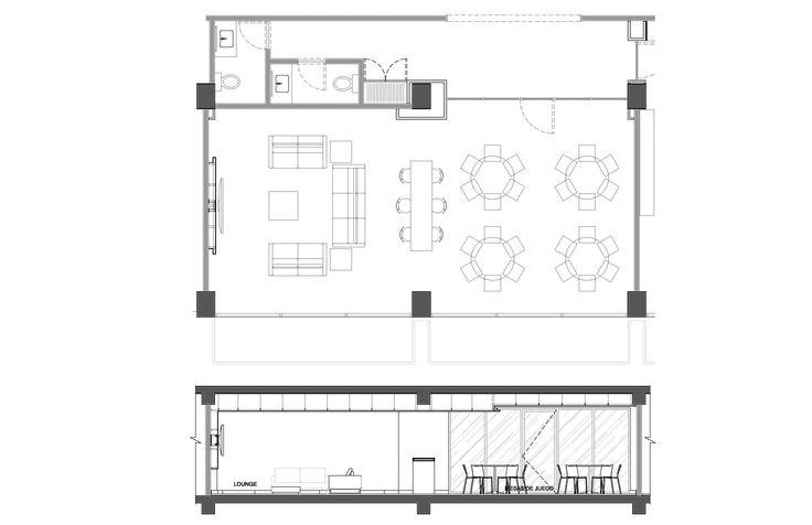 M s de 25 ideas incre bles sobre sal n de usos m ltiples for Salon de usos multiples programa arquitectonico