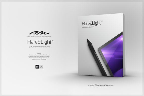 RM Flare & Light  @photoshoplady