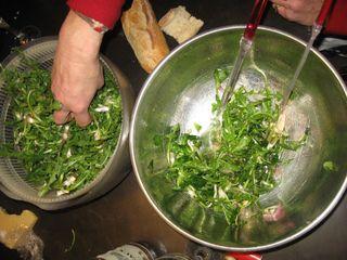 Salade sauvage                                                                                                                                                                                 Plus