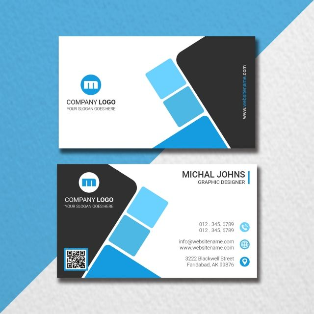 Abstract Shape Business Card Design Business Card Design Shaped Business Cards Vertical Business Card Template