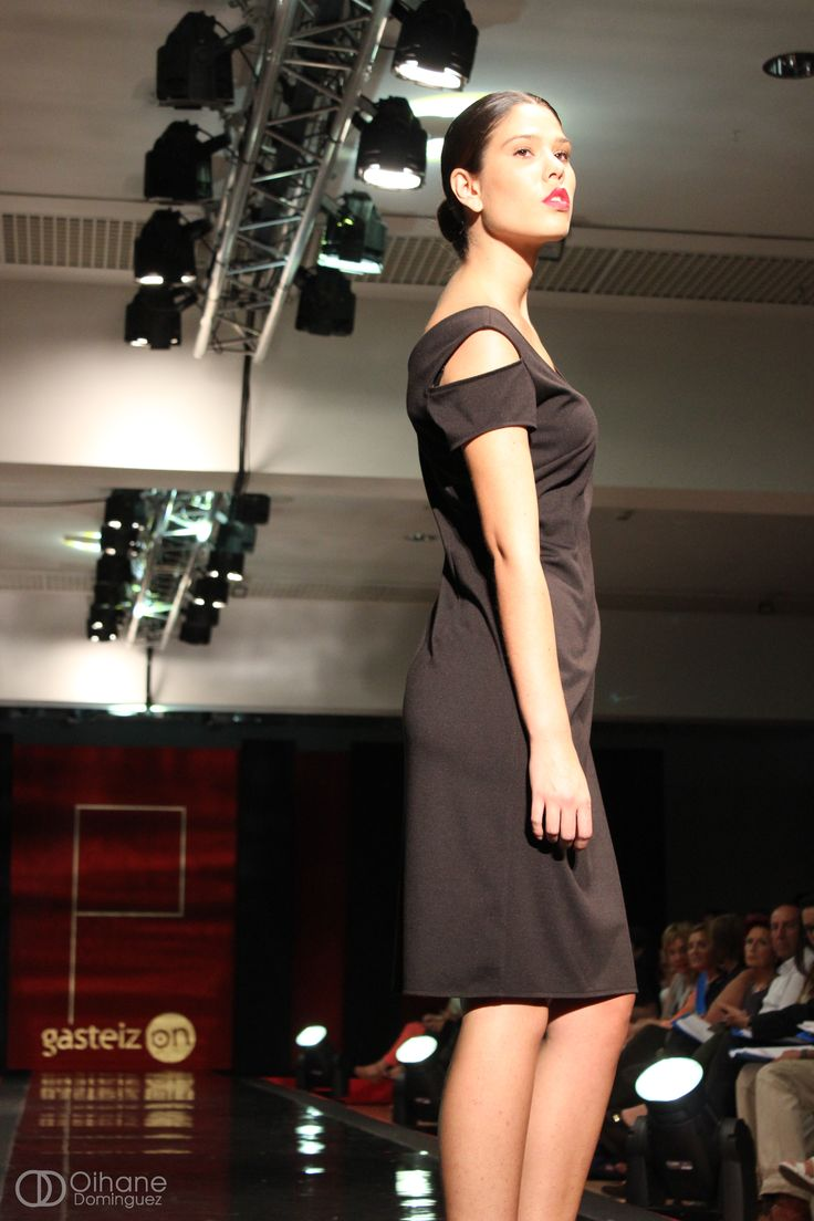 LeSmoking Collection. Black dress