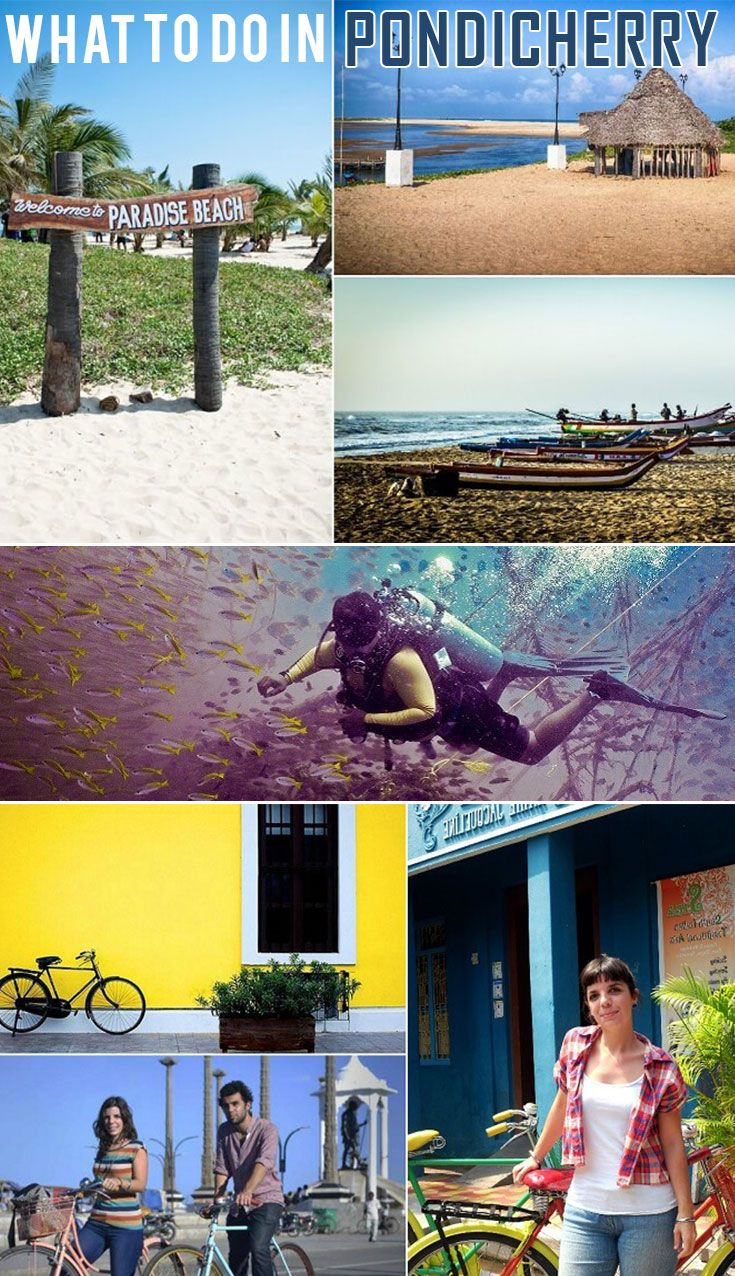 what to do in Pondicherry