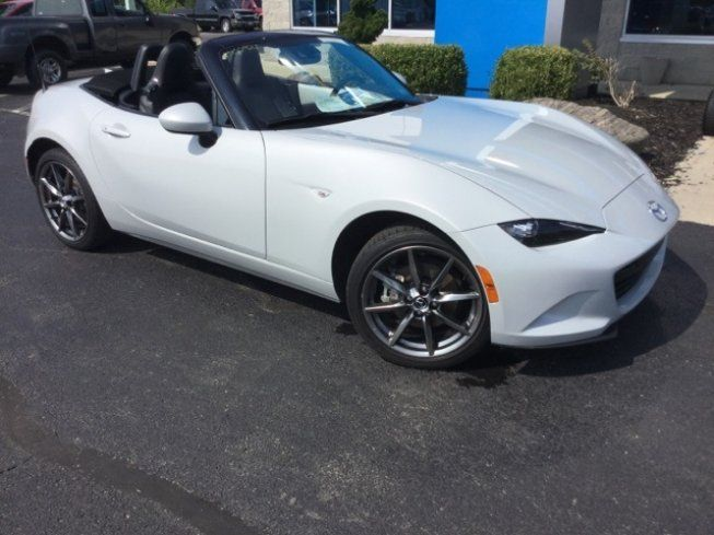 Used 2016 Mazda MX-5 Miata Grand Touring Convertible for sale near you in Bellefontaine, OH. Get more information and car pricing for this vehicle on Autotrader.