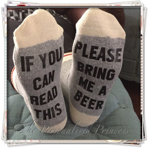 If you can read this..... Perfect gift for your guy