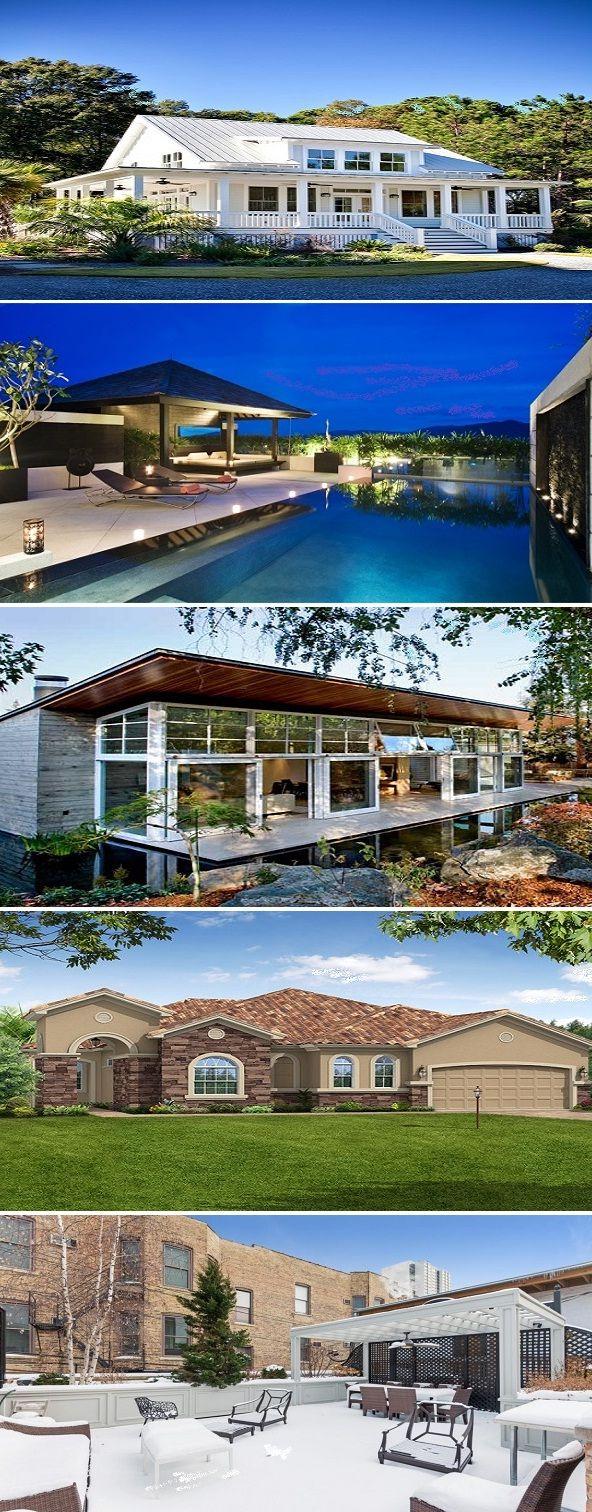 Home Exterior Color Trends