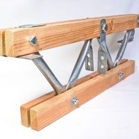 Love this version of the Engineered Joist too