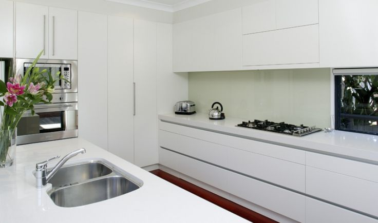 My Dream Kitchen : Inspiration Gallery : White Stone