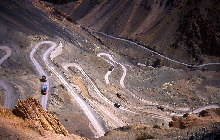 Leh to Srinagar highway, Ladakh