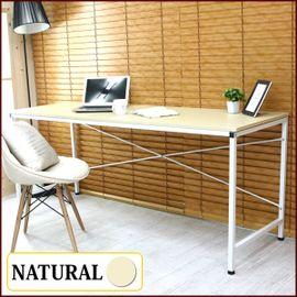 【銀河家具】テーブルデスクシンプル木目調机会議用テーブル作業用テーブル【YDKG】