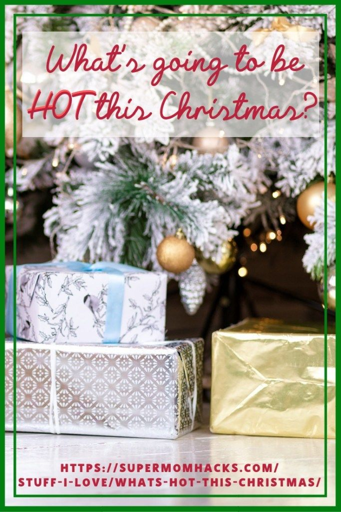 whats new for christmas gifts