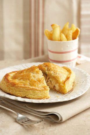 Maklike skilferkorsdeeg | SARIE | Easy puff pastry