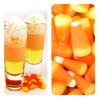 Candy Corn Shooters - Satisfy That Sweet Tooth | Revelry House