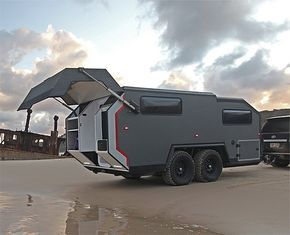 Bruder Expedition EXP-6 Trailer