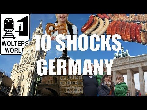 Visit Germany - 10 Things That Will SHOCK You About Germany - YouTube