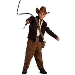 Dr.Ind. Jones στολή για αγόρια ο Dr. αρχαιολόγος κυνηγός