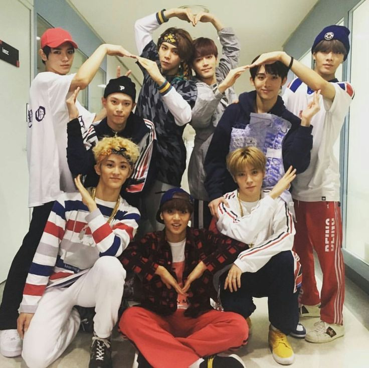 Neo Culture Technology: 17 Best Images About NCT [Neo Culture Technology] On