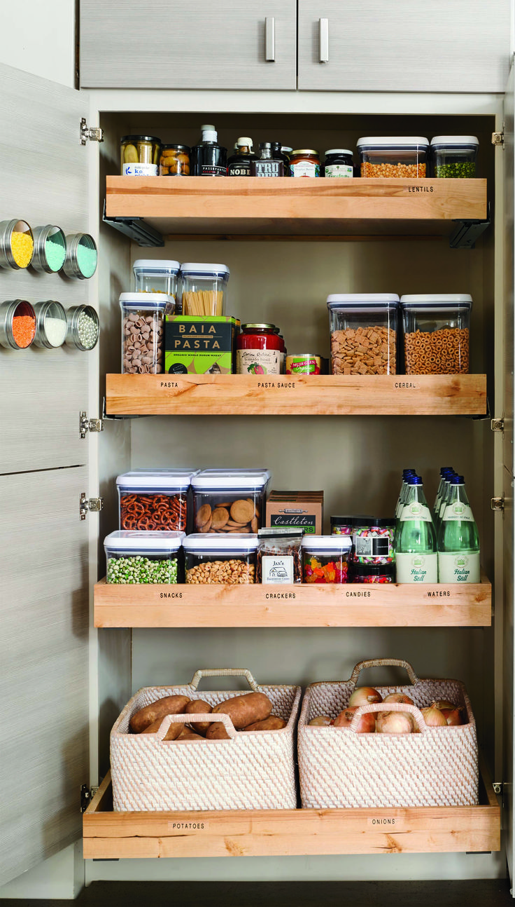 good Martha Stewart Kitchen Organization #7: 1000+ images about Organizing Your Kitchen on Pinterest | Pot racks, Cabinets and Wine racks