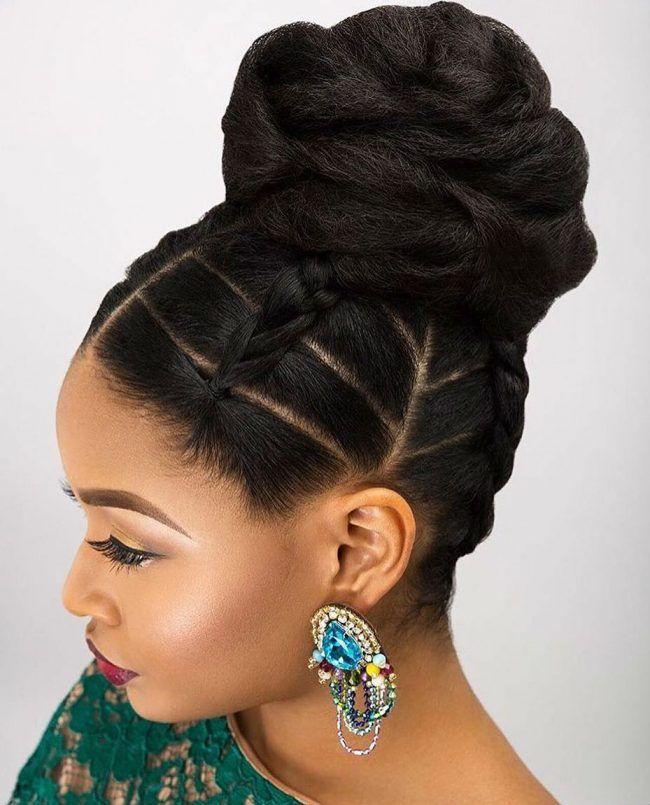 Frescas Ideas de corte de Pelo para Mujeres afroamericanas en 2018 //  #2018 #afroamericanas #Corte #frescas #Ideas #mujeres #para #pelo