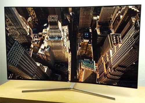 Samsung UE55KS9000  4K Ultra HD £500