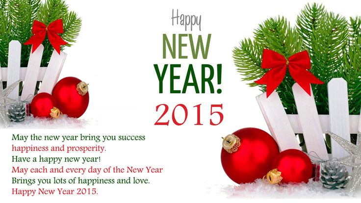 Wish you all a very happy, healthy, and prosperous new year 2015. Lets take an oath to be healthier than the previous year.