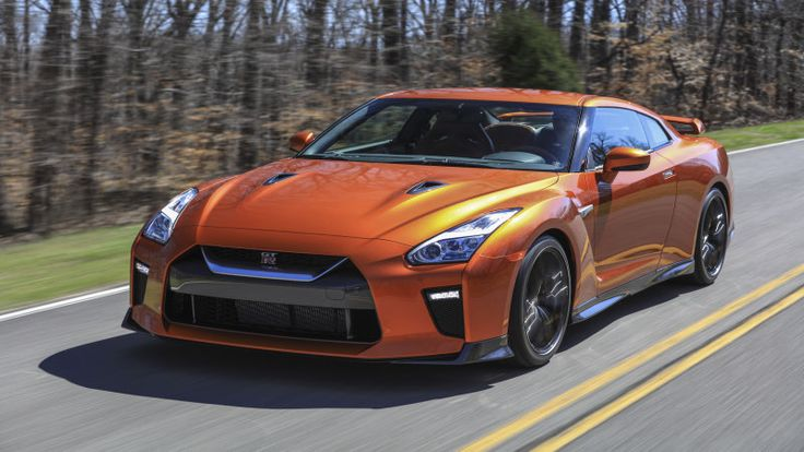 2017 Nissan GT-R's $111,585 price is $8k more than before - Autoblog