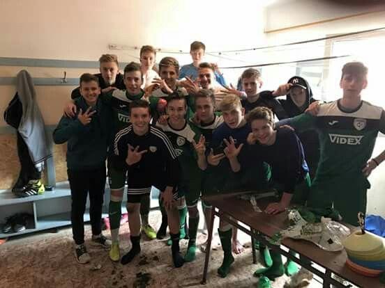 U17 - TJ Jednota Bánová - FK POHRONIE - 0:3 (0:3)