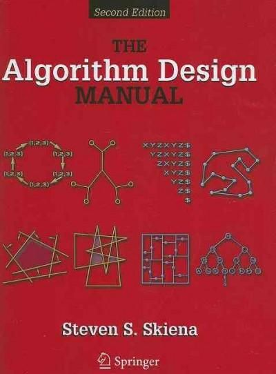 The Algorithm Design Manual                                                                                                                                                                                 More