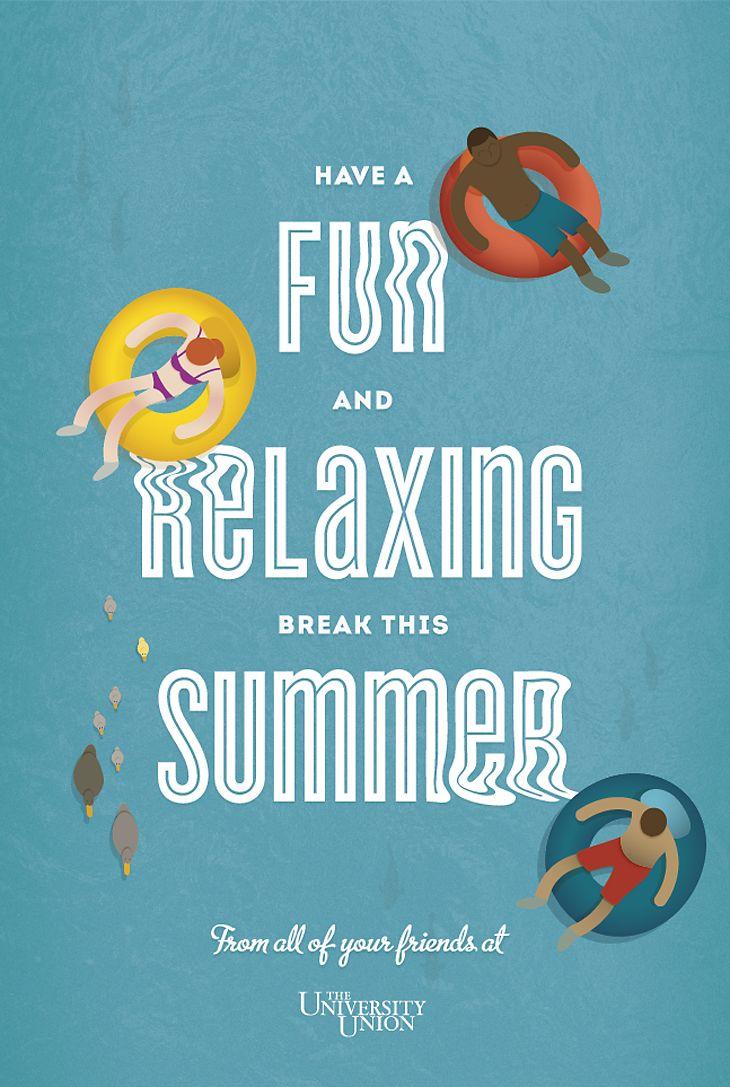 Poster design best - Summer Poster