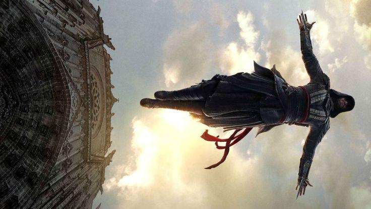Assassin's Creed movie prescreening