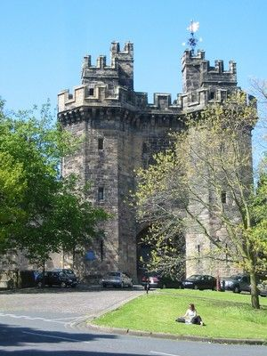 Lancaster Castle is one of the landmarks you'll see if you join us for the Epilepsy Action Tour of the Roses.  The tour aims to give amateur riders a taste of tour riding, with every aspect of the tour taken care of by us. All you need to do is turn up and ride! http://www.epilepsy.org.uk/touroftheroses