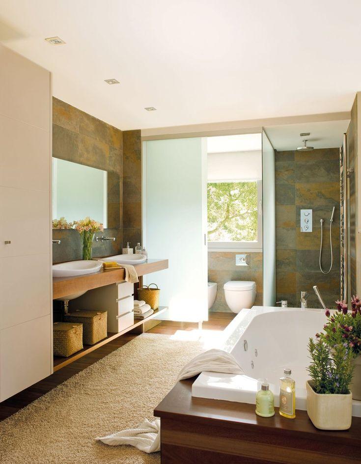 Baños con ducha: un lujo para cada día · ElMueble.com · Especiales