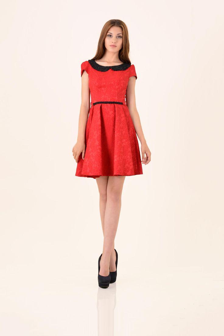 Da culoare unei zile anoste si poarta cu incredere o rochita Per Donna!  #dress #SePoartaPerDonna #beyou #trustyourself