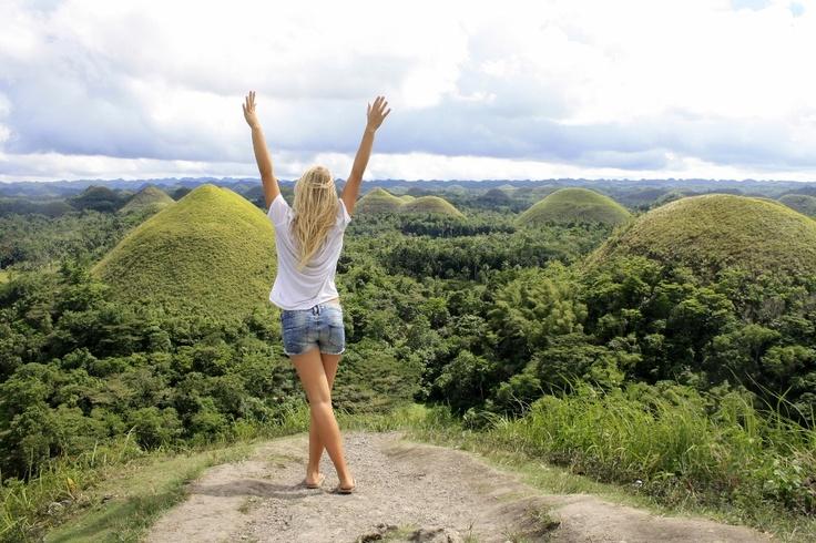 Chocolate Hills, Philippines  Photo: Stine Kylsø Pedersen