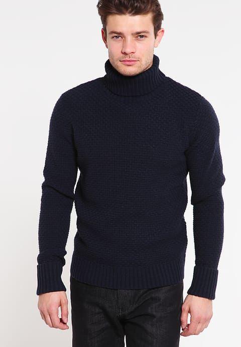 Pier One Sweter - dark blue za 209 zł (06.12.16) zamów bezpłatnie na Zalando.pl.