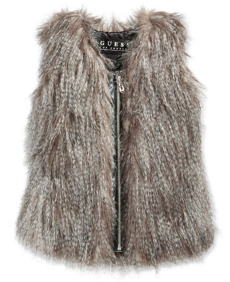 Girls' Faux Fur Vest With Pockets. Average rating: 0 out of 5 stars, based on 0 reviews Write a review. Smile You Are Beautiful. Walmart # This button opens a dialog that displays additional images for this product with the option to zoom in or out. Tell us if something is incorrect.